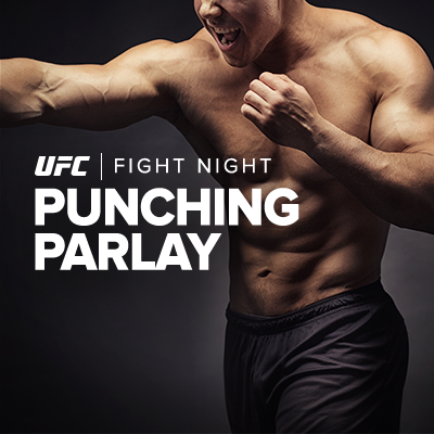 UFC in Vegas 24 Parlay Picks: The Weekly Punching Parlay