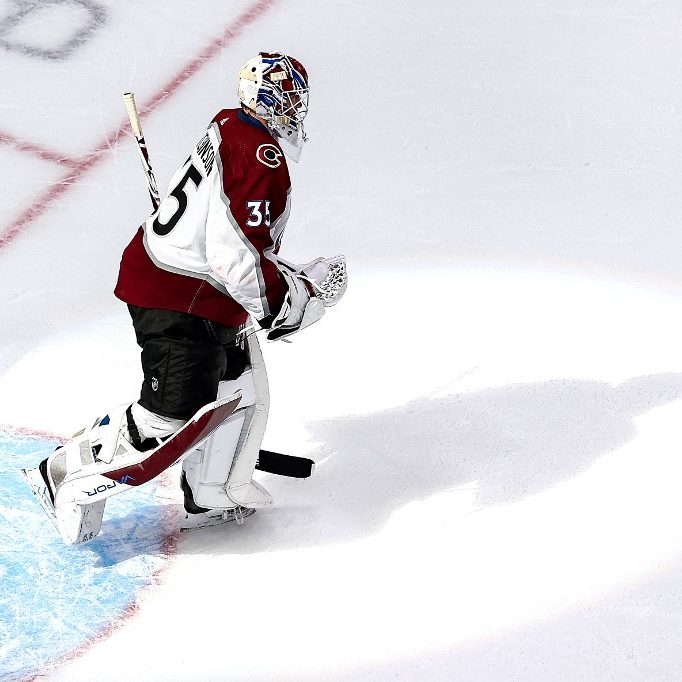 Hutchinson Helps Avalanche Force Game 7 Against Stars