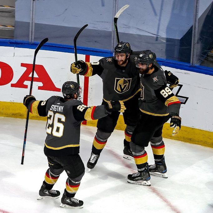 Golden Knights vs. Stars Series Preview & Predictions