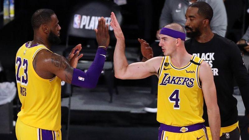 Rockets vs. Lakers: Game 5 NBA Picks and Predictions - Picks