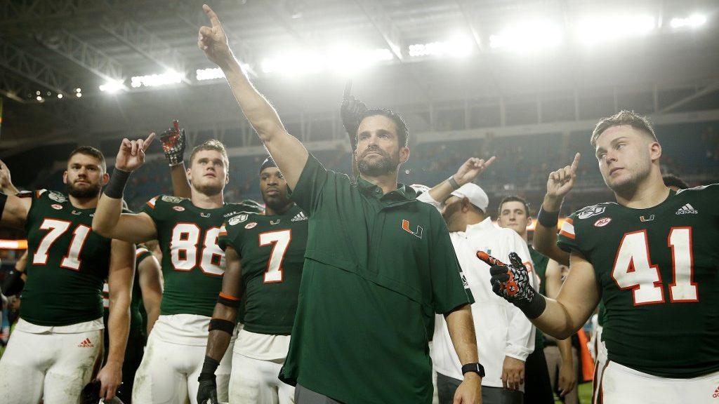 NCAAF Week 3: 3 Keys for Miami to Upset Louisville