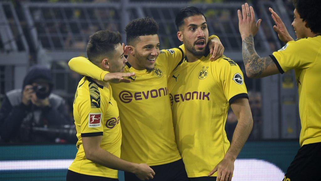 Bundesliga Round 1 Soccer Parlay at +286