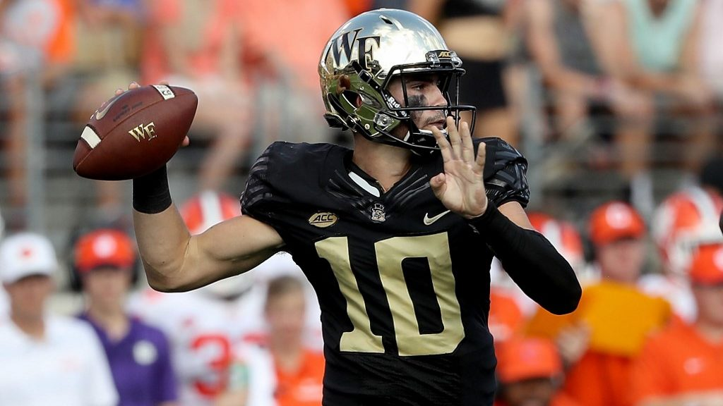 Wake Forest vs. NC State: NCAAF Week 3 Betting Picks and Predictions
