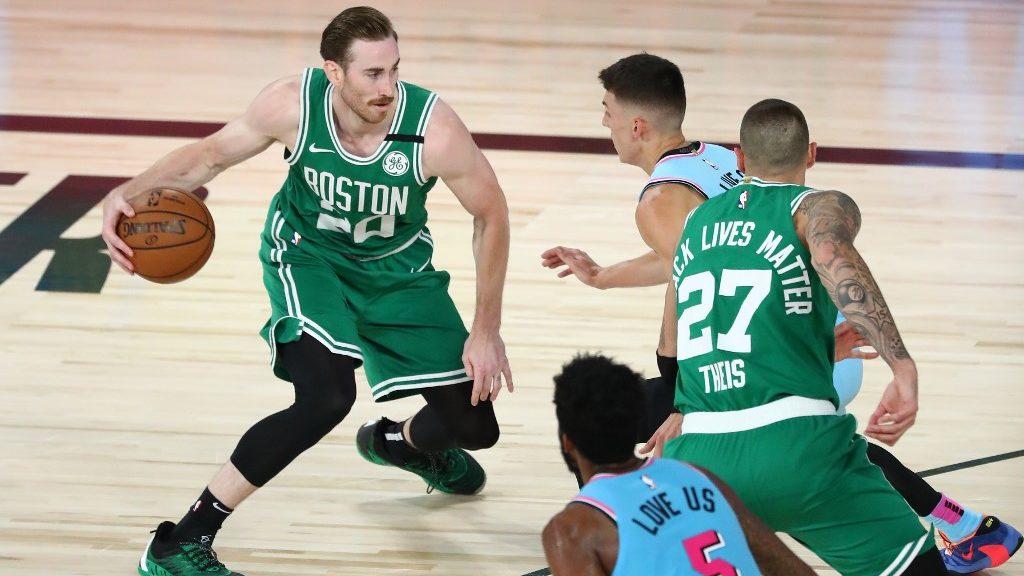 Miami Heat vs. Boston Celtics: Game 1 NBA Picks