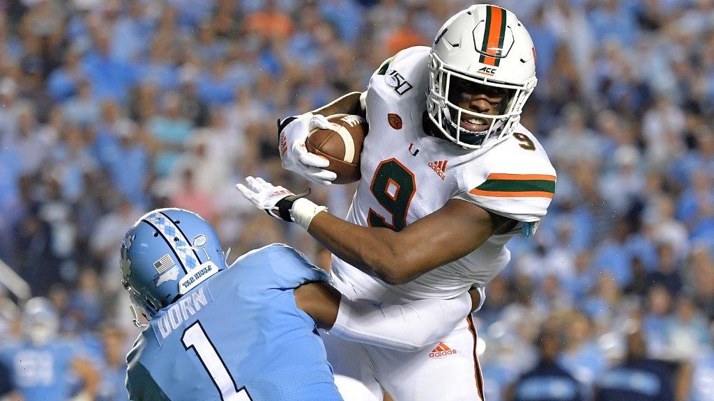 Miami vs. Louisville: College Football Picks and Predictions