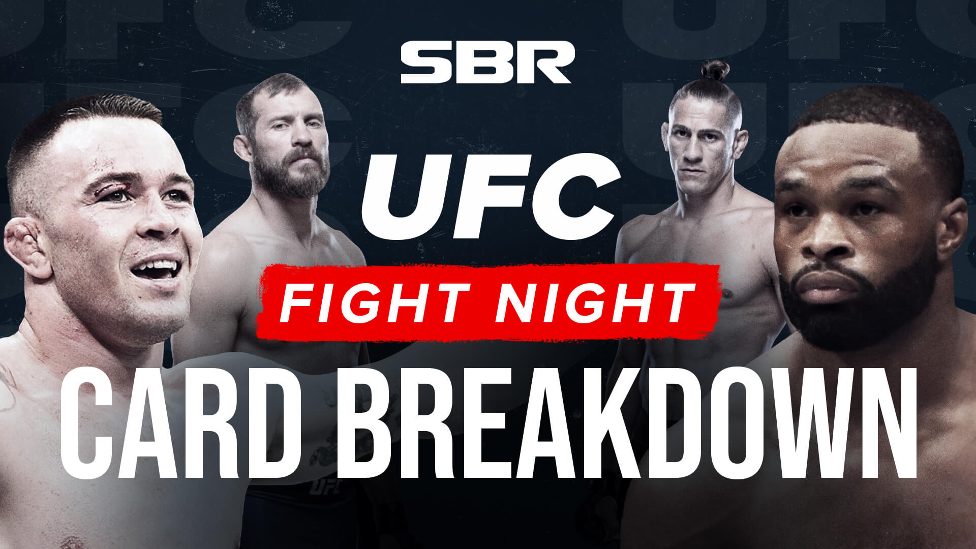 [WATCH] UFC Fight Night: Covington vs. Woodley Picks and Predictions