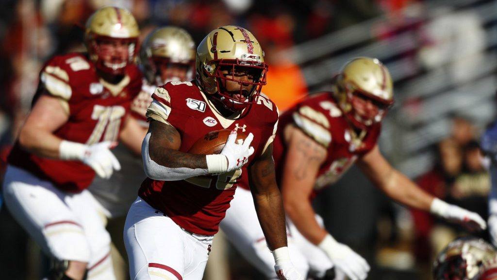 Boston College vs. Duke: College Football Picks and Predictions
