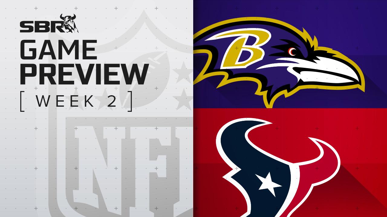 Ravens vs. Texans: NFL Week 2 Picks & Game Predictions