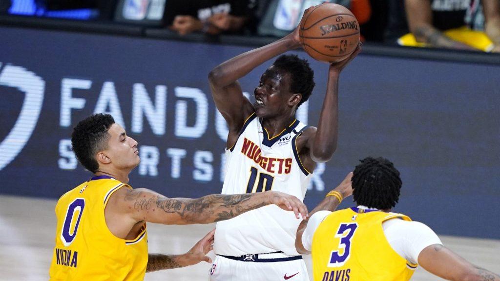 NBA Picks: Nuggets vs. Lakers Game 1