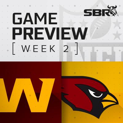 Washington vs. Cardinals: NFL Week 2 Picks and Game Predictions