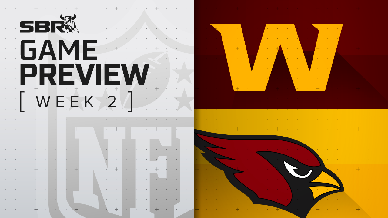 Washington vs. Cardinals: NFL Week 2 Picks and Game Predictions