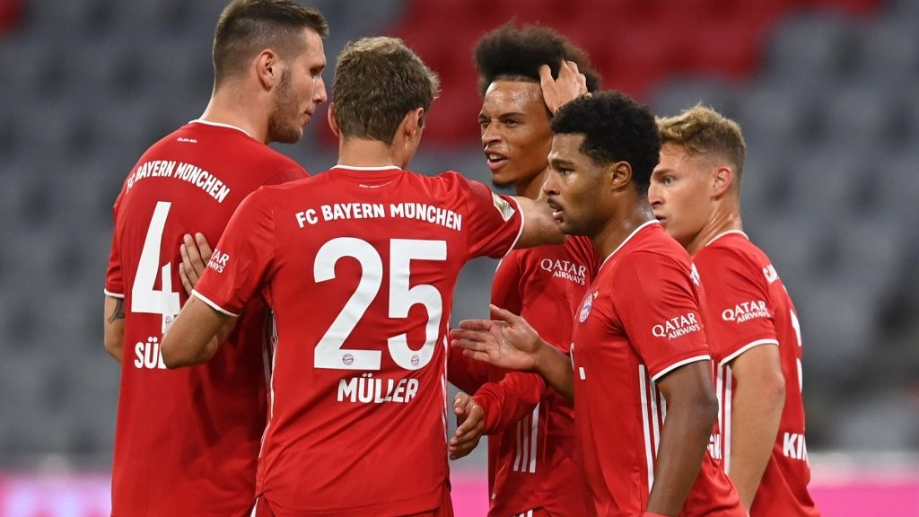 Bundesliga Round 2 Soccer Parlay at +241