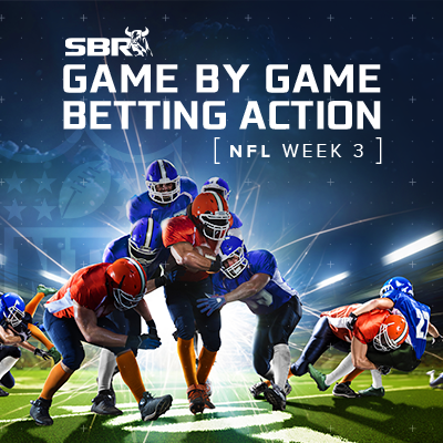 NFL Week 3 Game by Game Guide: Matchups, Stats, Trends, Injury Report and Odds