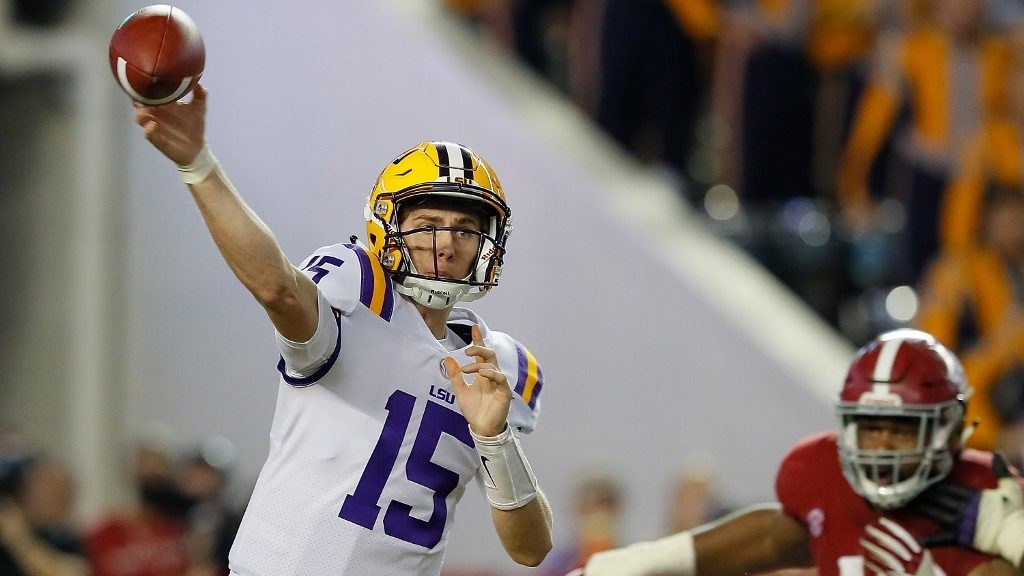 Mississippi State vs. LSU: College Football Picks and Predictions