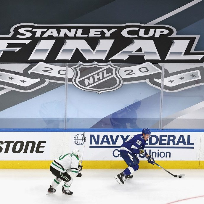 Stanley Cup Final Tied Up