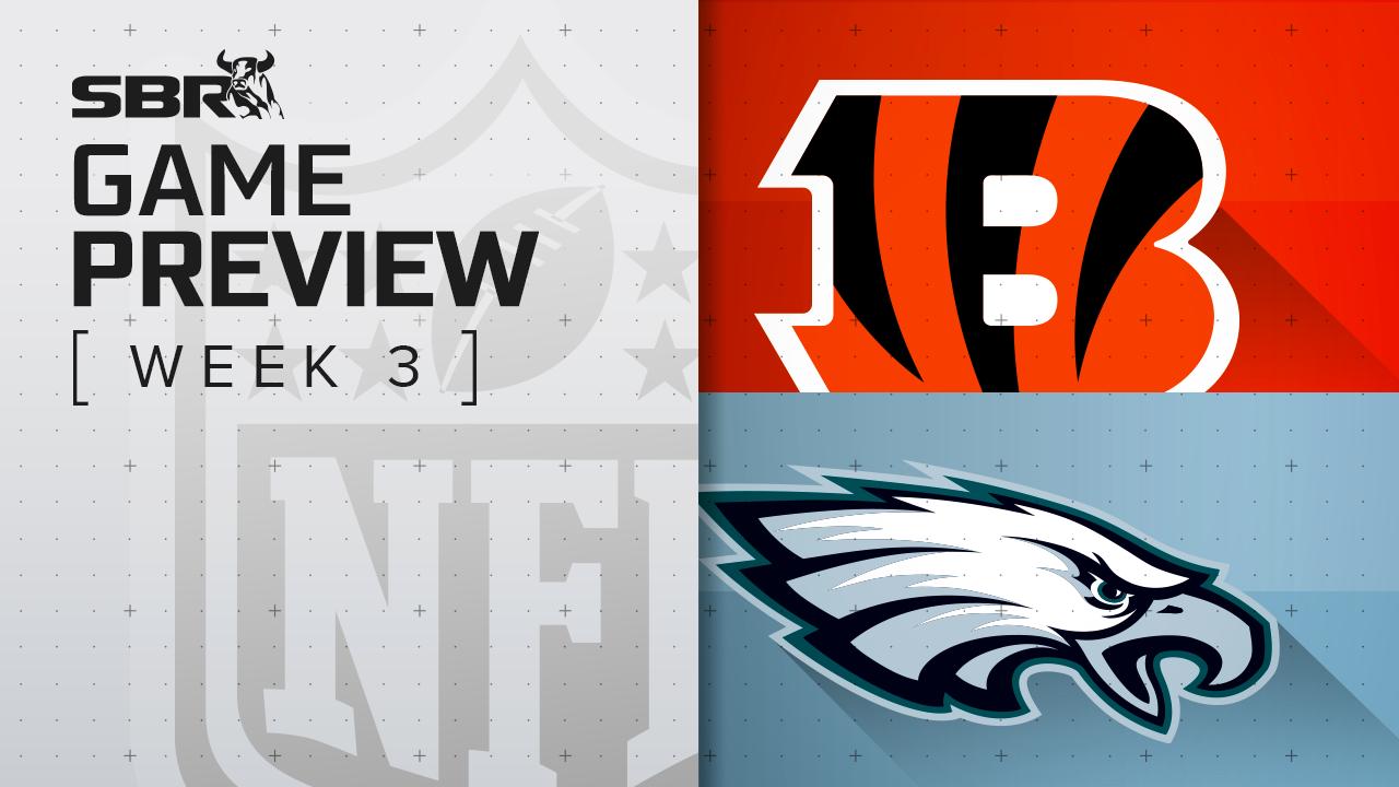 Bengals vs. Eagles: NFL Week 3 Picks and Game Predictions