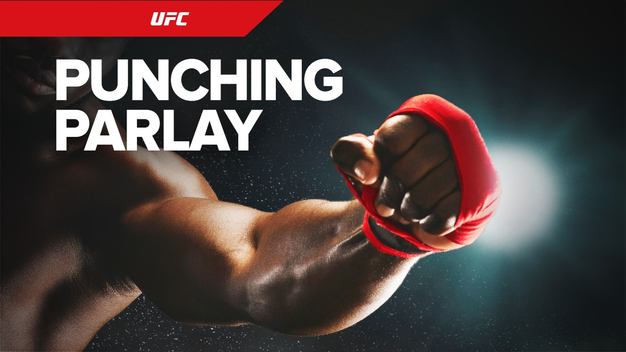 UFC in Vegas 26 Parlay Picks: The Weekly Punching Parlay