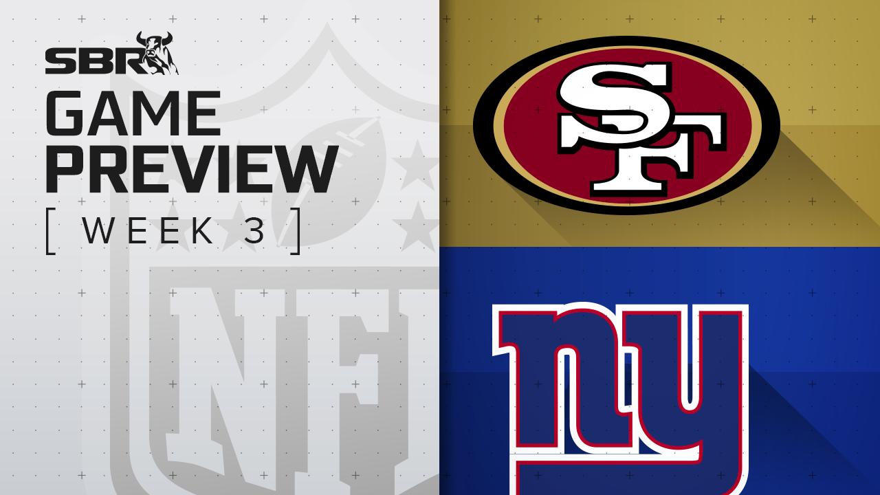 49ers vs. Giants: NFL Week 3 Picks & Game Predictions