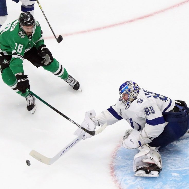 Lightning vs. Stars Stanley Cup Final Game 4 Picks