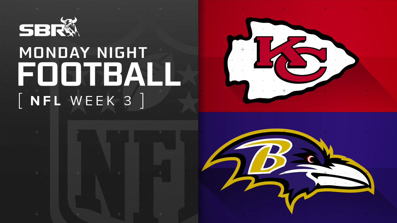 Monday Night Football Game Preview: Chiefs vs. Ravens