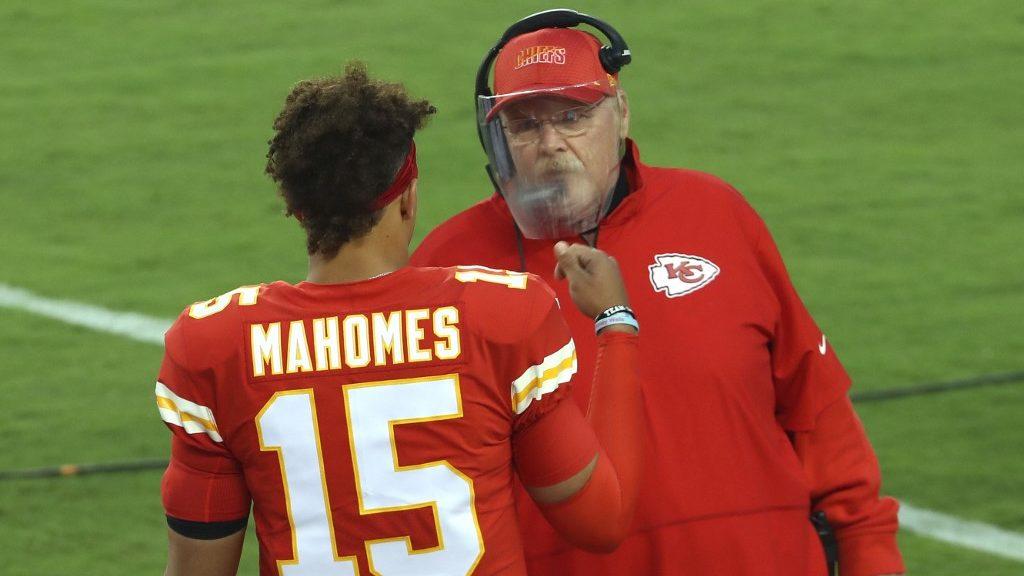 Monday Night Football Parlay: Chiefs vs. Ravens