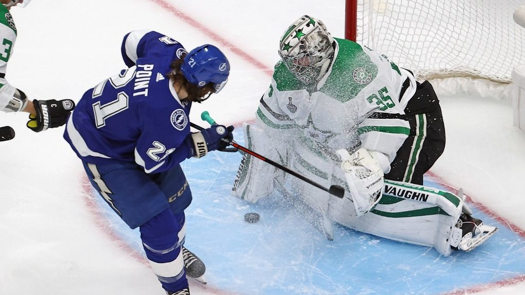 Lightning vs. Stars Stanley Cup Final Game 6