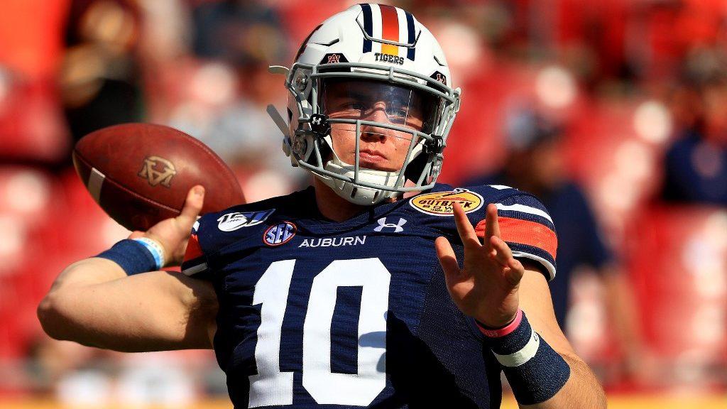 Auburn vs. Georgia NCAAF Week 5 Betting Picks