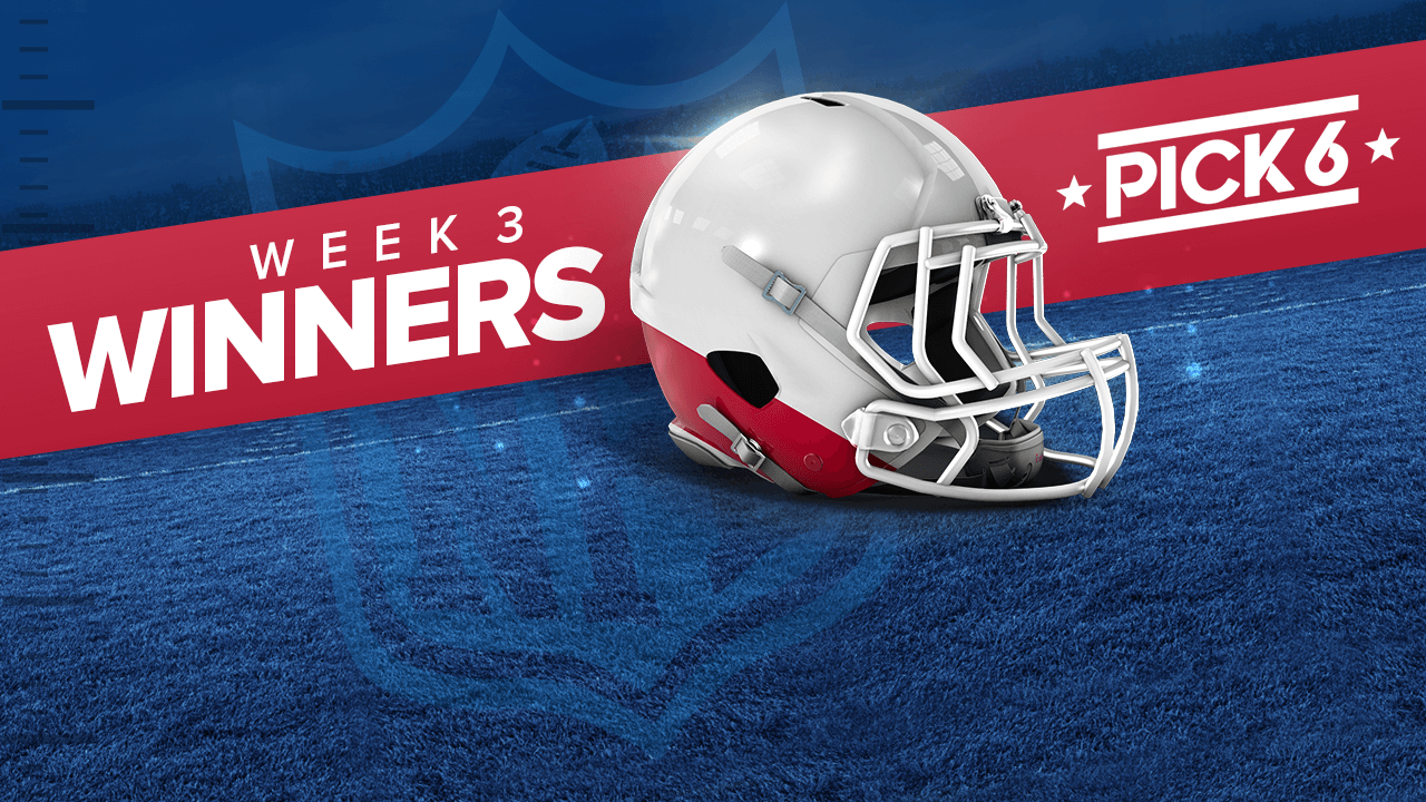 SBR's Pick 6 NFL and NCAAF Handicapping Contest: Week 3 Recap!