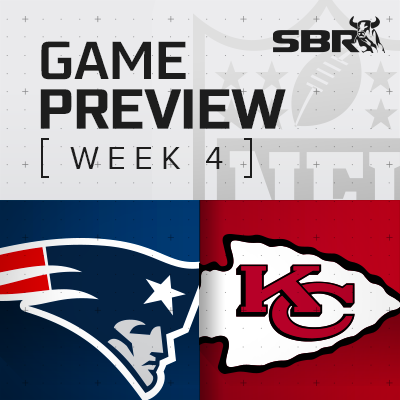 Patriots vs. Chiefs: NFL Week 4 Picks and Game Predictions
