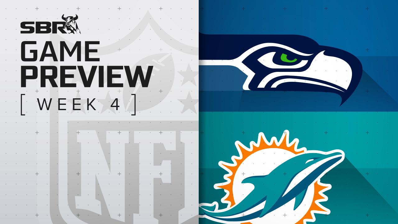 Seahawks vs. Dolphins: NFL Week 4 Picks & Game Predictions