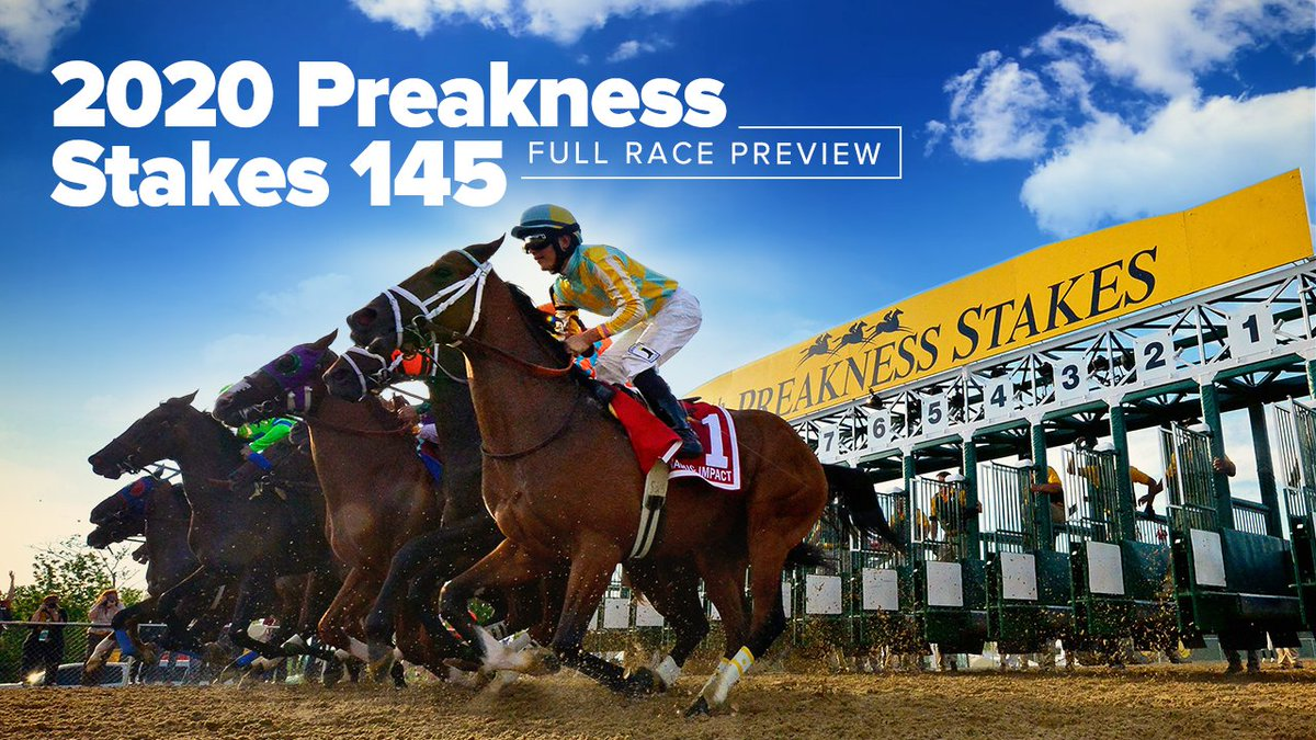2020 Preakness Stakes Full Race Preview