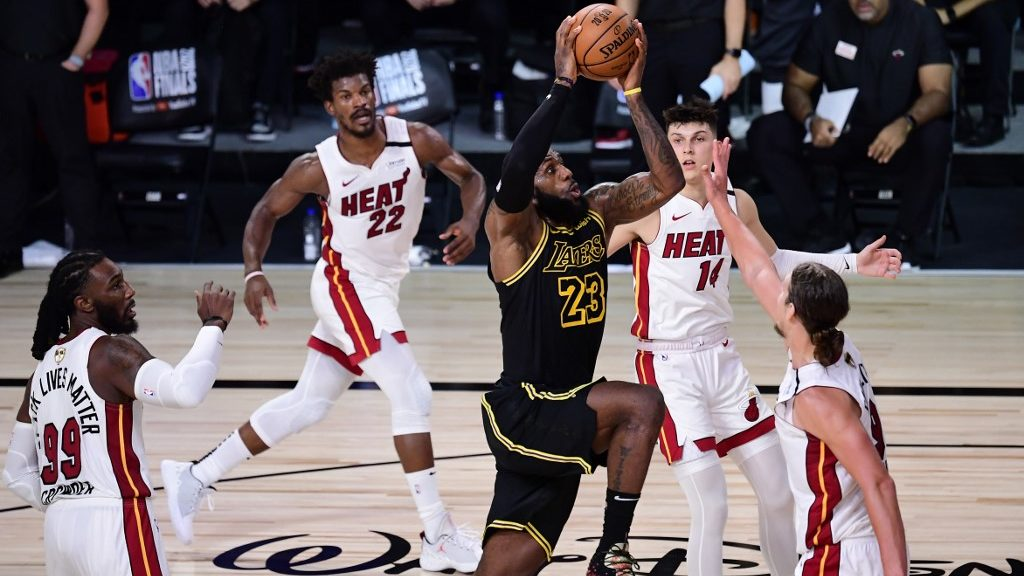 Los Angeles Lakers Vs Miami Heat Nba Finals Game 3 Pick Picks