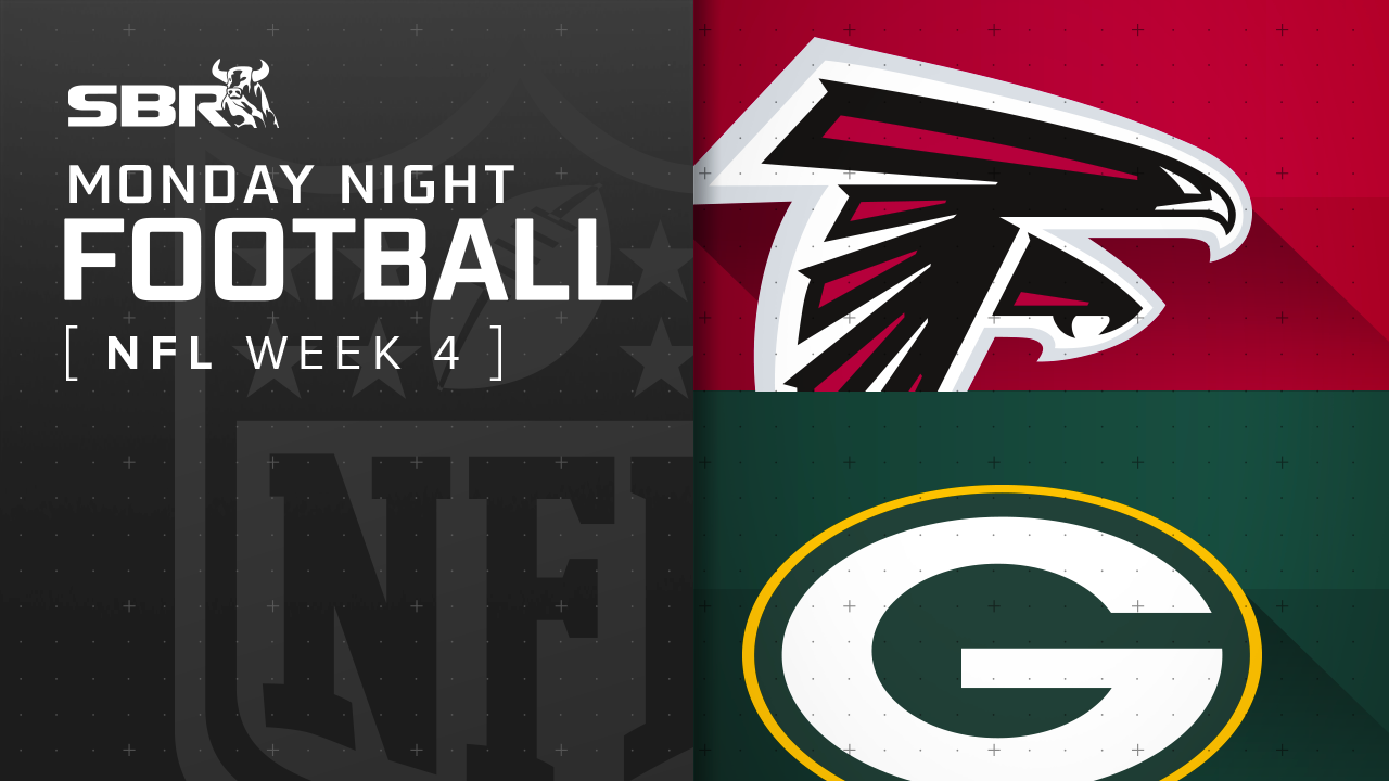 Monday Night Football Game Preview:  Falcons vs. Packers