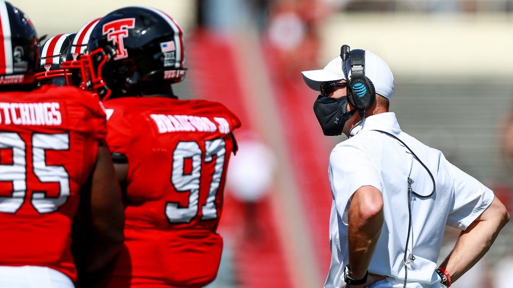 Texas Tech vs. Iowa State: NCAAF Week 6 Picks and Game Predictions