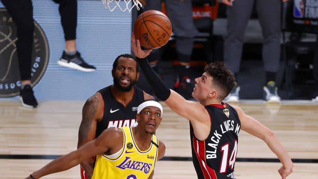 Heat vs. Lakers Game 5 Parlay Picks