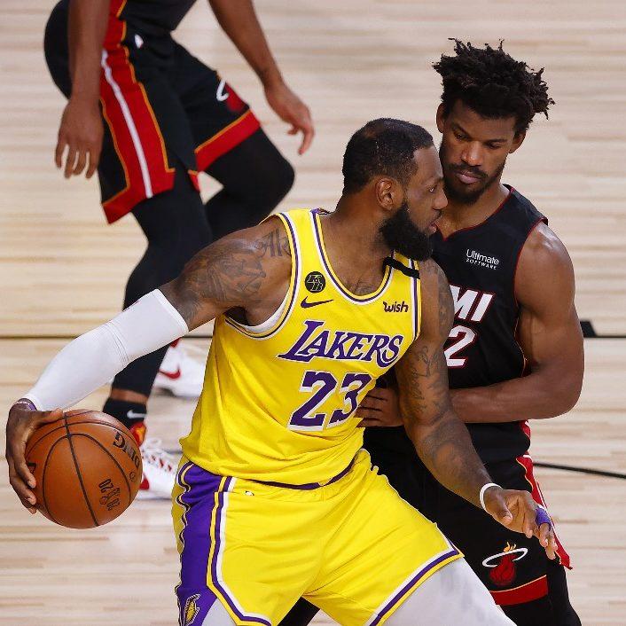 Heat vs. Lakers NBA Finals Game 5 Picks