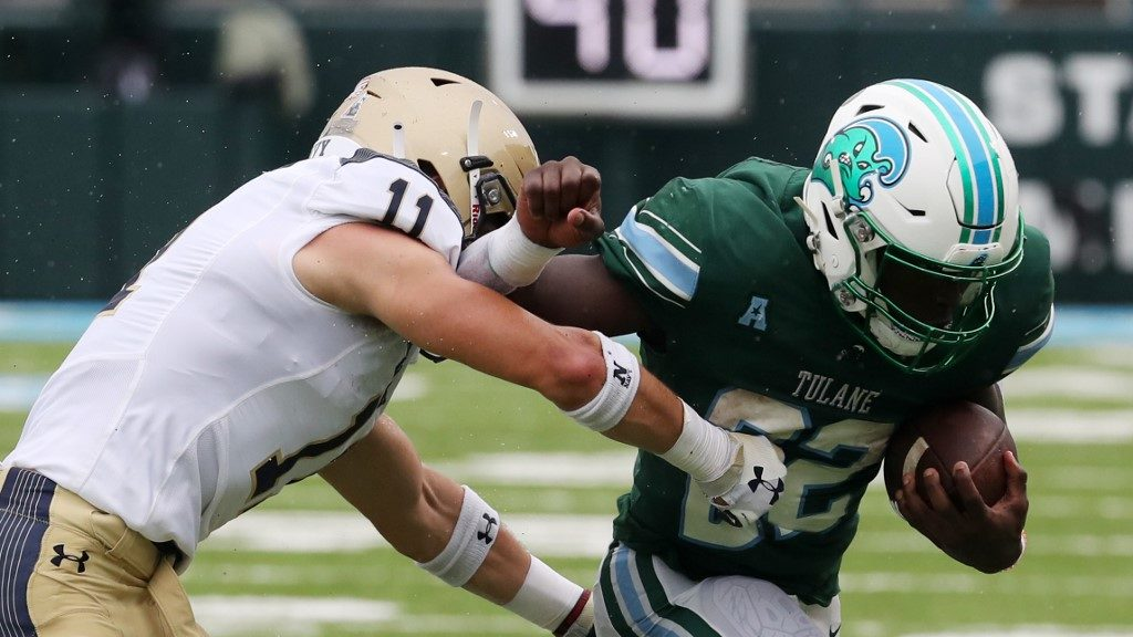 SMU vs. Tulane: NCAAF Week 7 Picks and Game Predictions