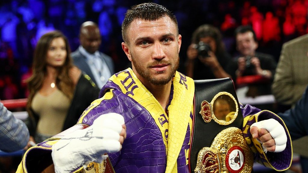 Vasiliy Lomachenko vs. Teofimo Lopez Betting Odds and Picks
