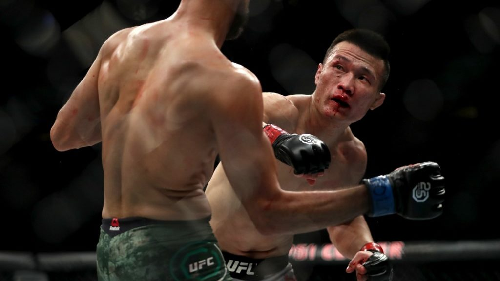 UFC Fight Night: Ortega vs. Jung Main Event Odds and Picks