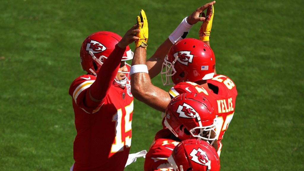 Chiefs vs. Bills NFL Parlay at +250