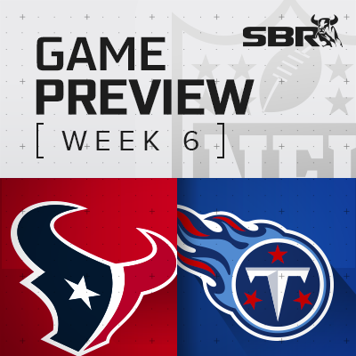 Texans vs. Titans: NFL Week 6 Picks and Game Predictions