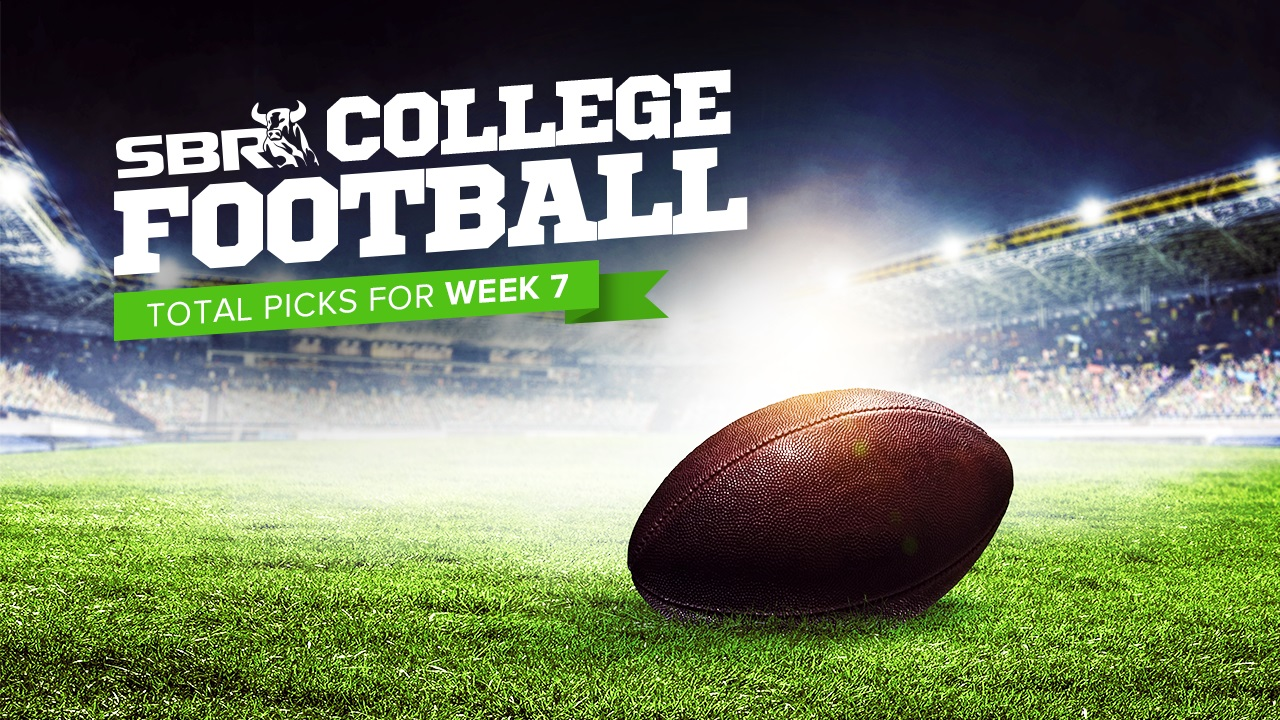 NCAAF Week 7 Predictions: Best Totals Picks