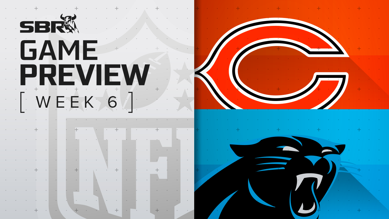 Bears vs. Panthers: NFL Week 6 Picks and Game Predictions