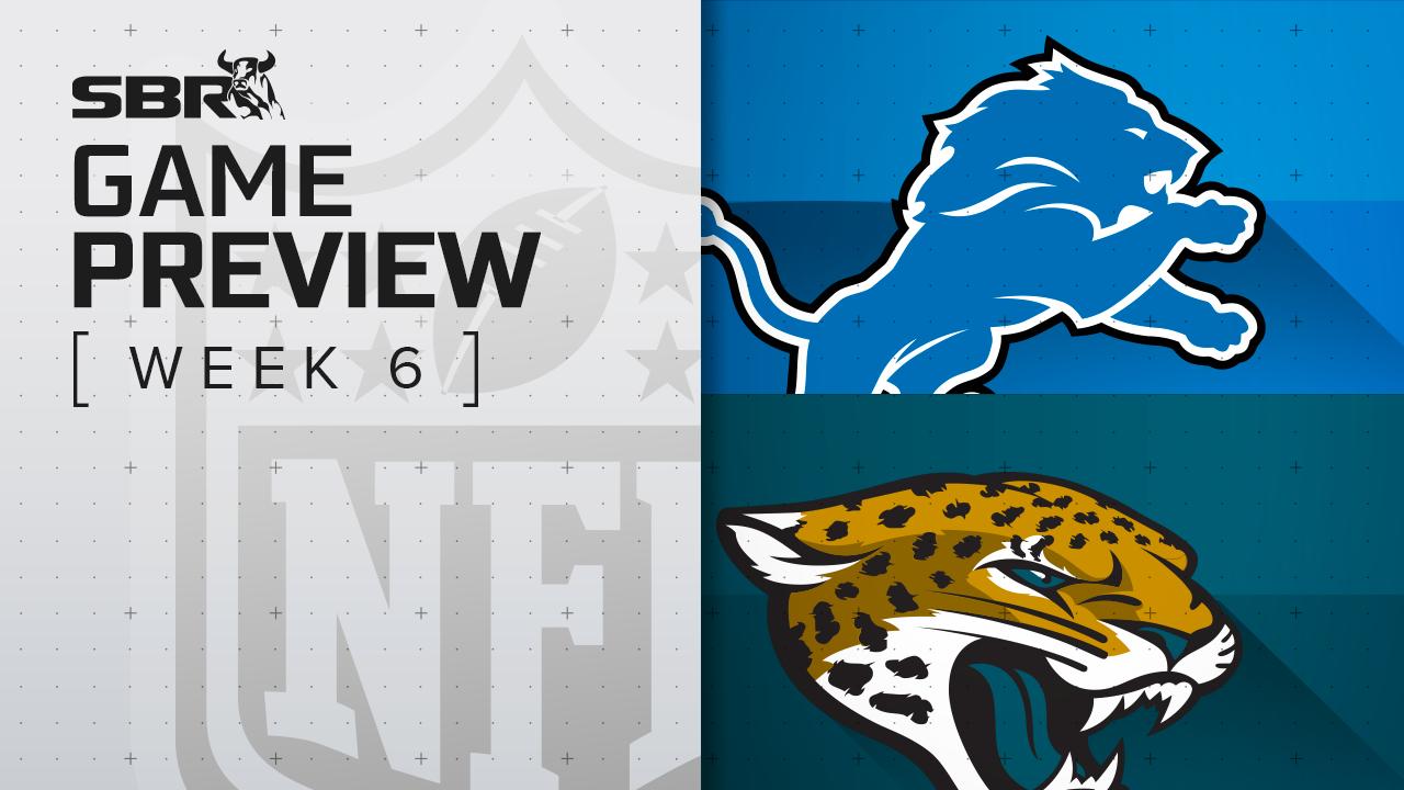 Lions vs. Jaguars: NFL Week 6 Picks and Game Predictions