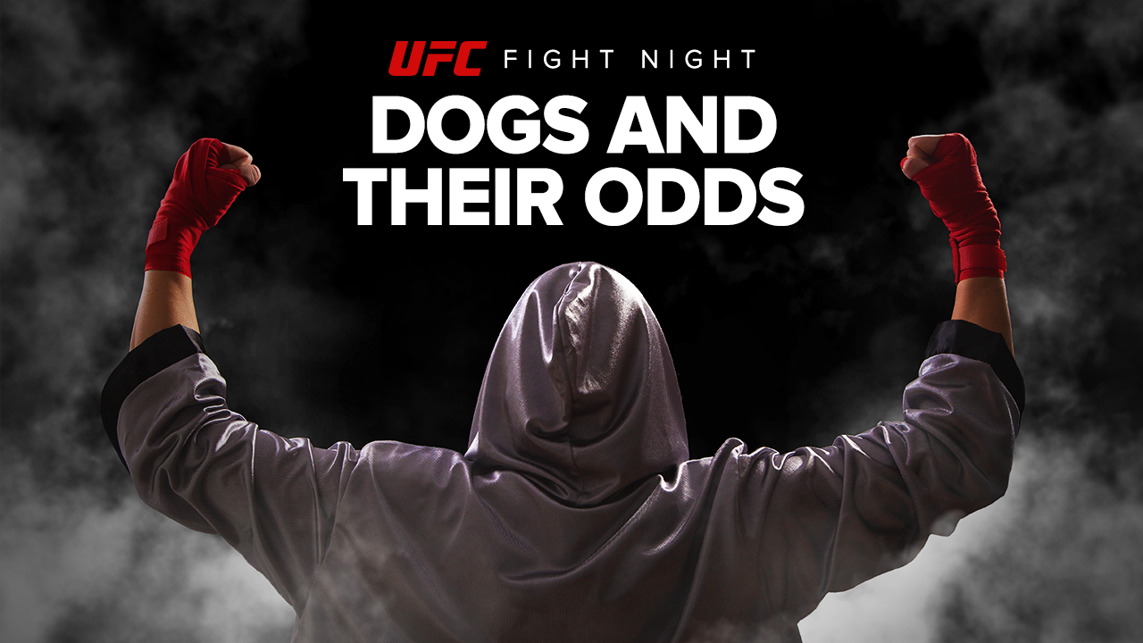 UFC Fight Island 6 'The Dogs and Their Odds' Free Betting Picks and Predictions