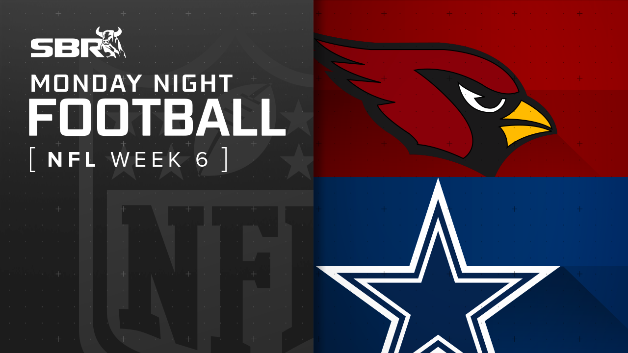 Monday Night Football Game Preview:  Cardinals vs. Cowboys