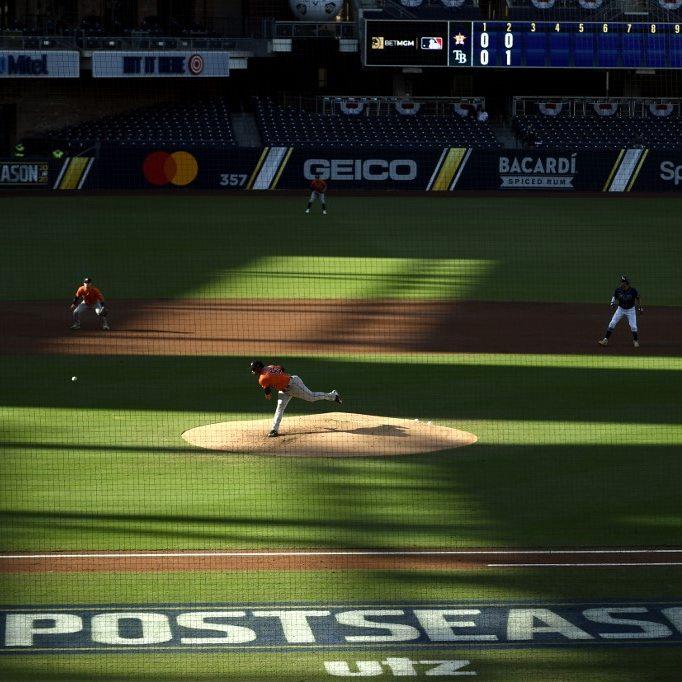 MLB ALCS Game 7: Houston Astros vs. Tampa Bay Rays