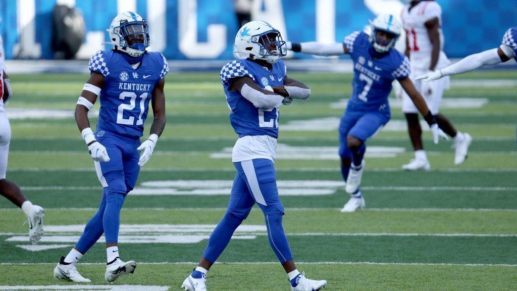 Kentucky vs. Missouri: Week 8 NCAAF Betting Picks and Game Predictions