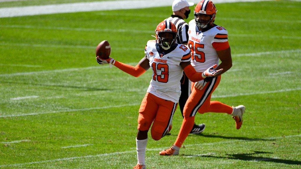 Syracuse vs. Clemson: NCAAF Week 8 Betting Picks Game Predictions