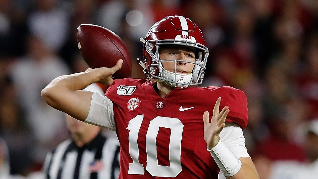 Alabama vs. Tennessee NCAAF Week 8 Betting Picks